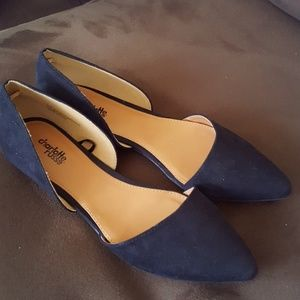 Size 7 dress flats from Charlotte Russe